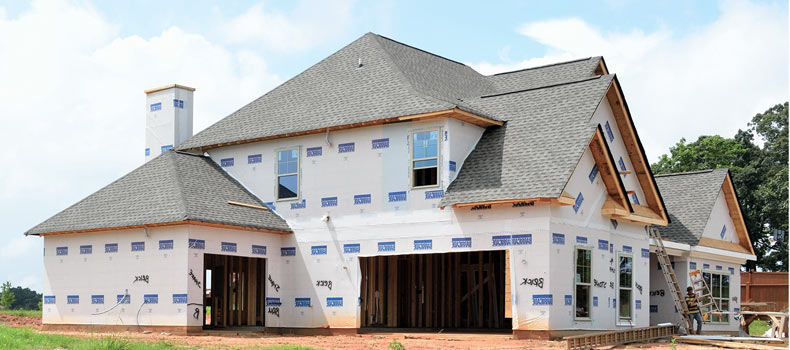 Get a new construction home inspection from Shoreline Property Inspections
